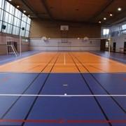 Ремонт спортивных учреждений фото