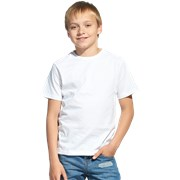 Детская футболка StanClass 06U Белый 12 лет фото