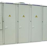 Конденсаторная установка высокого напряжения: фильтровая фото