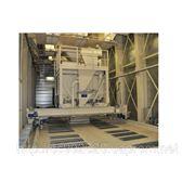 Подвижные весы-автомат для рассыпного корма фото