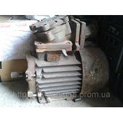 Двигатель взрывозащищенный 2В132М6 7,5/1000 об/мин фото