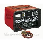 Зарядное устройство Telwin Alpine 20 12/24 V, зарядные устройства фото