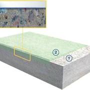 Бетонные полы с упрочненным верхним слоем (топпингом) фото