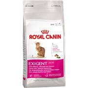 Exigent 35/30 Savour sensation Royal Canin корм для привередливых кошек, от 1 года до 7 лет, 2,0кг фото
