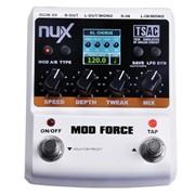 Гитарная педаль эффектов Nux Mod Force фото