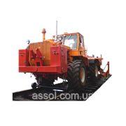 Путевая машина УПМ-1 на базе трактора ХТЗ-150К-09-25 фото