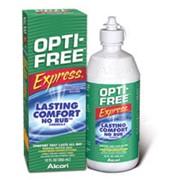 Растворы по уходу Alcon Opti-Free Express 60ml фото