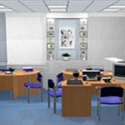 Дизайн офисного помещения фото