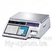Торговые весы CAS CL5000 Junior 15 фото