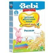 Бэби каша рис с молоком (с 4 мес) 250г фото