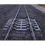 Железнодорожные весы LTS4 (до 15 км/ч)