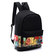 Городской рюкзак WM4702-1 черный фото