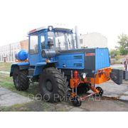 Локомобиль КРТ-1 фото