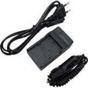 Зарядное устройство к аккумулятору Panasonic CGA-S001E (DMW-BCA7, Leica DC2) фото
