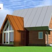 Строительство домов, проект 1 фото