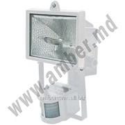 Прожектор сенсорный HL 105 500W R7S 118мм, белый Horoz (140221) фото