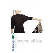 Dance Me Блуза детская БЛ241, вискоза / черный фото
