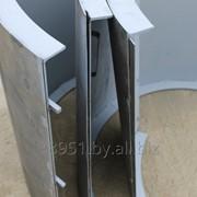 Формы разборные облегченные для изготовление колец колодезных КС-15 фото