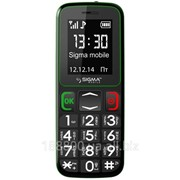 Телефон Мобильный Sigma mobile Comfort 50 Mini3 (Black/Green) фото