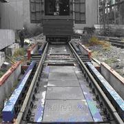 Весы вагонные повозочные ТВВ-100Д фото