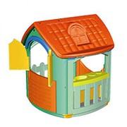 """Детский пластиковый домик """"Кухня"""" Marian Plast 663 фото"""
