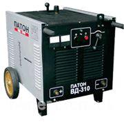 Выпрямитель сварочный ПАТОН ВД-310, электросварочные аппараты, бесплатная доставка фото