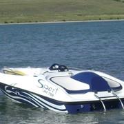 Скоростной водомётный катер RUSH 14 XR. фото