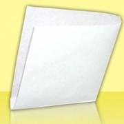 Бумажный уголок для сендвичей фото