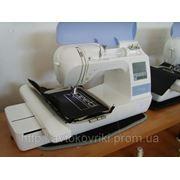 Вышивальная машинка Brother, для любой вышивки, компьютеризированная, отличное качество, доступная цена фото