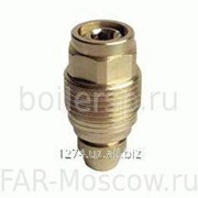 Кран-букса для коллекторов Multifar с запорными вентиялми, артикул FD 9200 фото