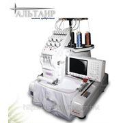 Одноголовочные вышивальные машины SWF фото