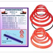 Ремкомплект резина-манжеты, полиуретан -чистильщики (3ступени) 7 изделий диам. (мм)56,75,95 фото