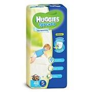Трусики Huggies мальчики 5 (13-17 кг), 48 шт фото