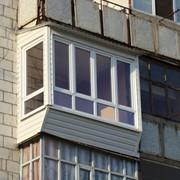 Расширение и утепление балконов фото