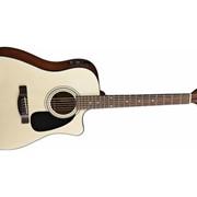 Электроакустическая гитара Fender CD-60CE (NAT) фото