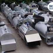 Танк охладитель молока Б/У ALFA LAVAL 26000 закрытого типа объемом 26000 литров фото