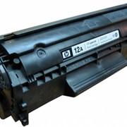 Картридж для МФУ и Принтера HP Q2612A фото
