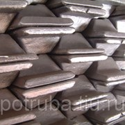 Чушка алюминиевая АВ87 фото