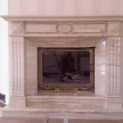 Изговление изделий из мрамора и гранита: подоконники, столешницы,камины,ступени, полы,барбекю и т.д. фото