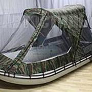 Тент-Трансформер для лодки ПВХ 450-500 фото