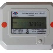 Счетчик газа бытовой РБГ Т (типоразмерного ряда G1,6, G2,5 модификации левый, правый) фото