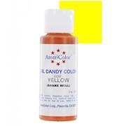 Жирорастворимый краситель AmeriColor 56 гр №СС07 Yellow Желтый фото