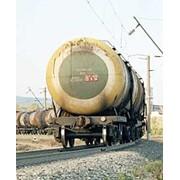 Вагоны для перевозки нефтепродуктов (Аренда вагонов) фото