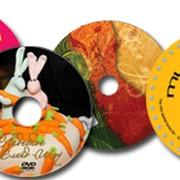 Полиграфия для DVD фото