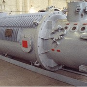 Комплектная трансформаторная взрывобезопасная подстанция КТПВ-100/6-0,69/0,4 для снабжения трехфазным током электроприемников, устанавливаемых в подземных выработках, опасных по газу и пыли фото