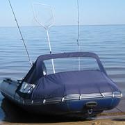 Пошив тентов для моторных лодок; (стояночных, ходовых).Ремонт,реставрация.Укрина.Яхта, катер, лодка фото