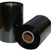 Риббон термотрансферная лента WAX 30mm*60m OUT/IN в Аламты фото