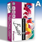Бумага для принтера ballet premier A4, 500 листов, 80 гр/м2 HBLP80-500 фото