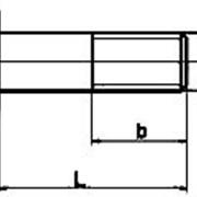Болт М16-М42 ГОСТ 22353-77 (DIN 6914) 10.9 фото