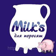 **Заменитель цельного молока МИЛКС для поросят** фото